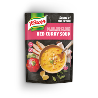 Malaysian Red Curry Soup | Knorr SE