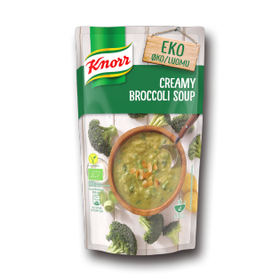 Broccolisuppe Knorr