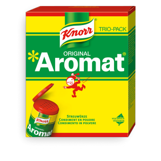 Aromat Trio-Pack (270 g) | Knorr