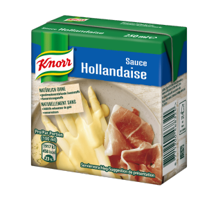 Sauce Hollandaise 250ml Karton | Knorr