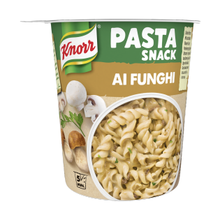 Knorr Pasta Snack ai Funghi