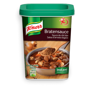 Bratensauce Instant Granulat Dose (230 g)