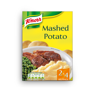 Knorr Mashed Potato Box