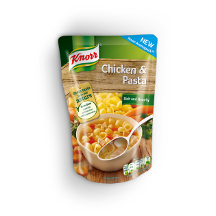 Chicken and Pasta Soup