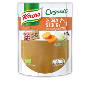 Organic Chicken Liquid Stock