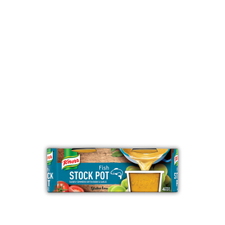 Fish Stock Pot