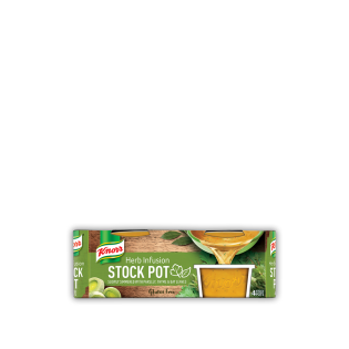Herb Infusion Stock Pot
