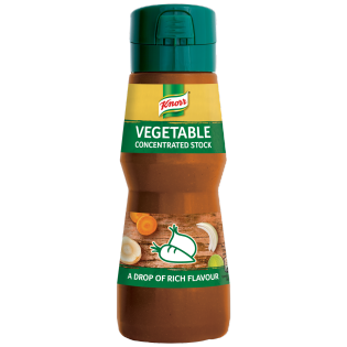 Vegetable Concentrated Liquid Stock