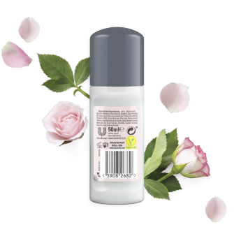 Dos déodorant roll-on Pampering de Love Beauty Planet 50 ml