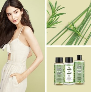 tea tree-olie en vetiver