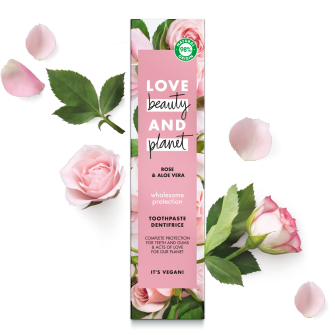 dentifrice protection complète Love Beauty Planet 75ml