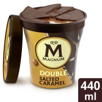 Magnum Becher Double Salted Caramel