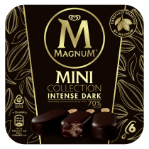 PNG - Magnum Mini Intense Dark 6Mp Carton