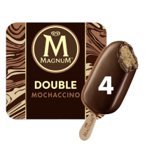 Magnum Double Mochaccino 4x