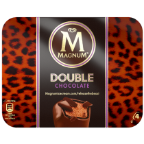 PNG - Magnum Double Chocolat x4