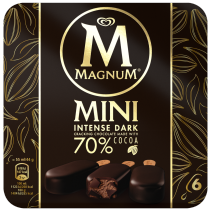 PNG - Magnum Mini Intense Dark x6