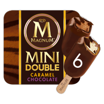 Magnum Double Mini Caramel & Chocolate
