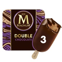Magnum Double Chocolate x3