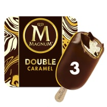 Magnum Double Caramelo x3