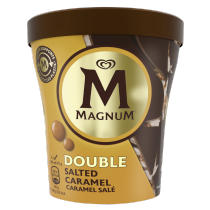 PNG - Magnum Dessert is Double Salted caramel 440 ML
