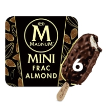 Magnum Mini Collection Frac Almond 65% cacao x6