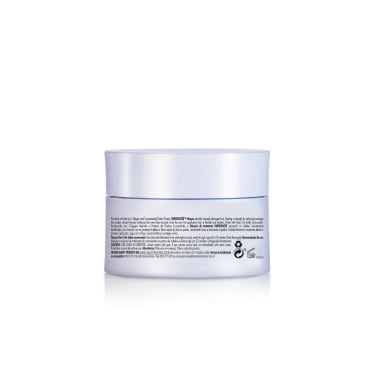 Back of masque pack Nexxus Emergencée Masque For Damaged Hair 190ml