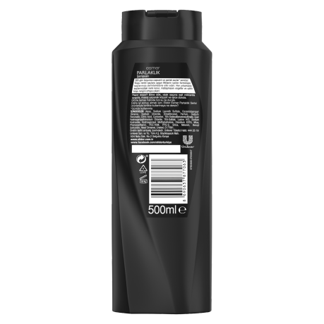 PNG - Hair Care_Elidor_Black Shine_BTL_500ml