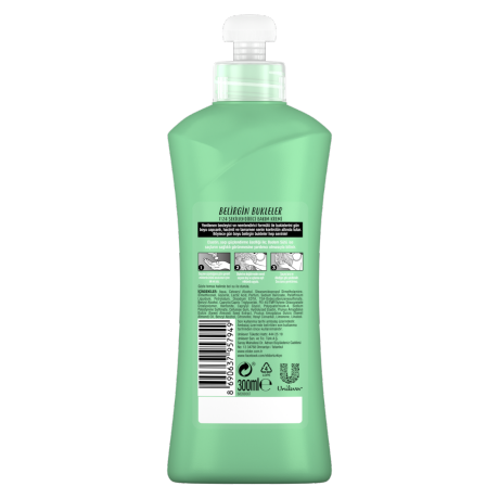 PNG - ELIDOR Leave On Conditioner Lively Curls 300 ML