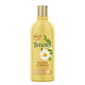 Voorkant van conditioner Timotei Golden Highlights Conditioner 300ml