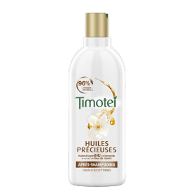 Avant de l'emballage shampooing Timotei Precious Oils Conditioner 300ml