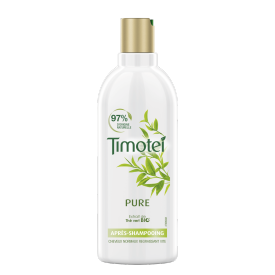 Avant de l'emballage shampooing Timotei Pure Conditioner 300ml