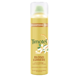 Avant de l'emballage shampooing-sec pack Timotei Golden Highlights Dry Shampoo 245ml