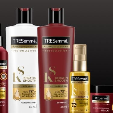 Collection of Keratin Smooth Products Image